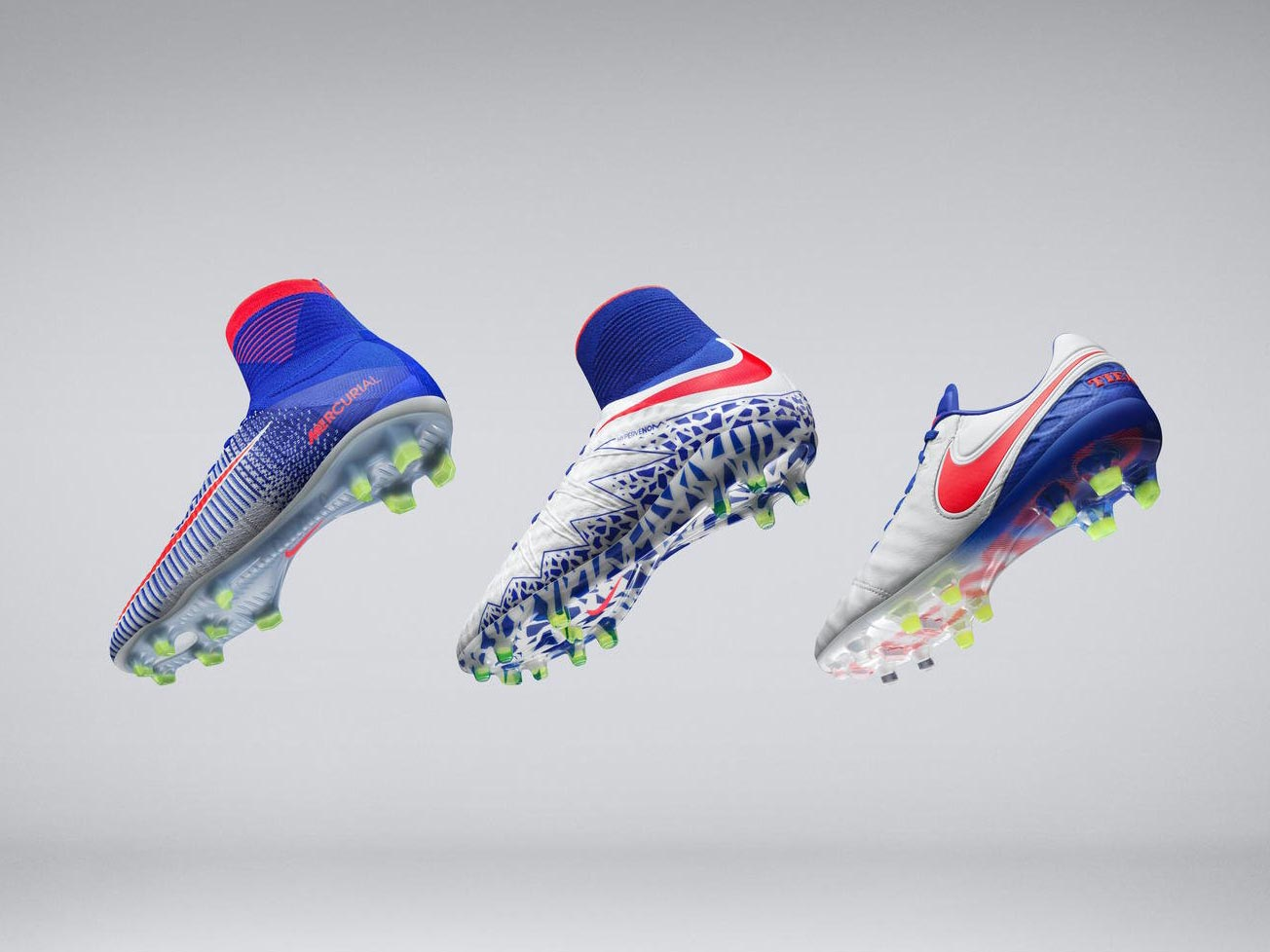 Nike have revealed a new women's exclusive football boot collection