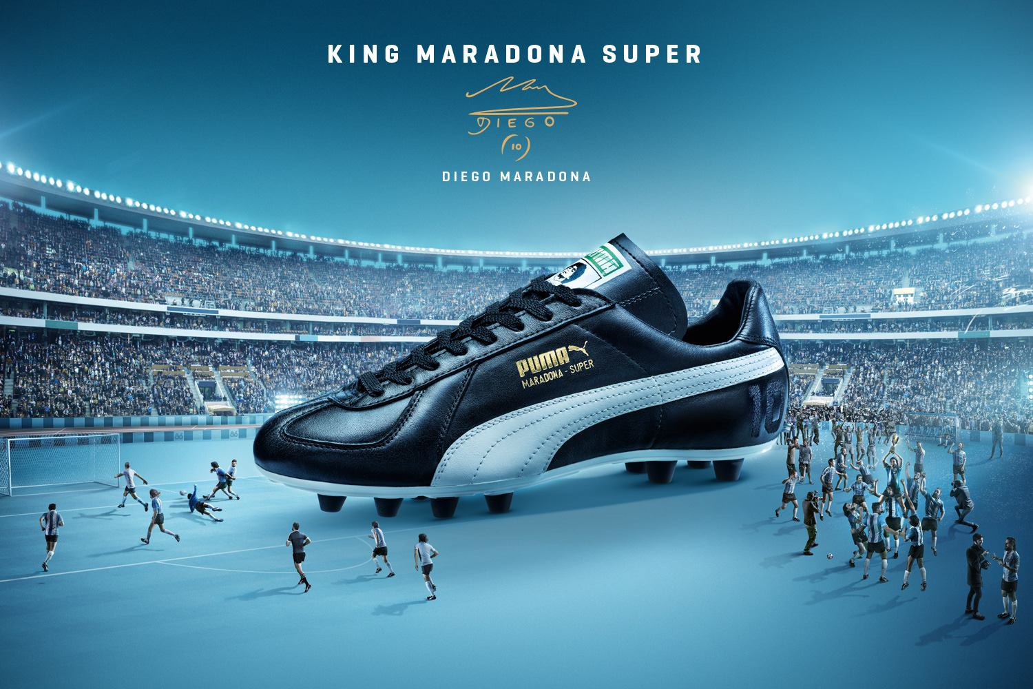 puma king maradona review
