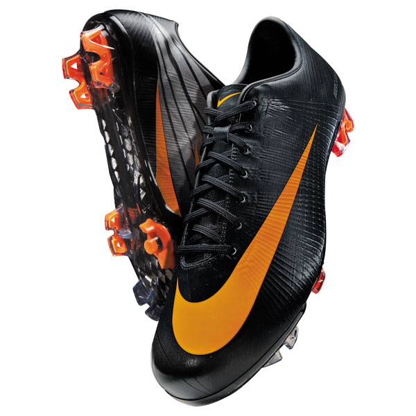 nike mercurial vapor superfly ii black circuit orange. Black Bedroom Furniture Sets. Home Design Ideas