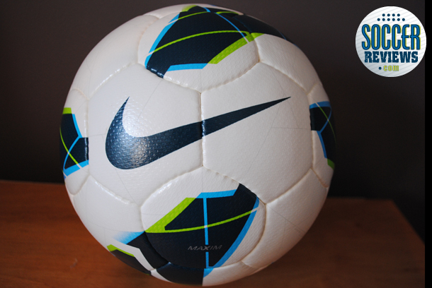 Just Arrived: Nike Maxim Match Ball - SoccerReviews.com