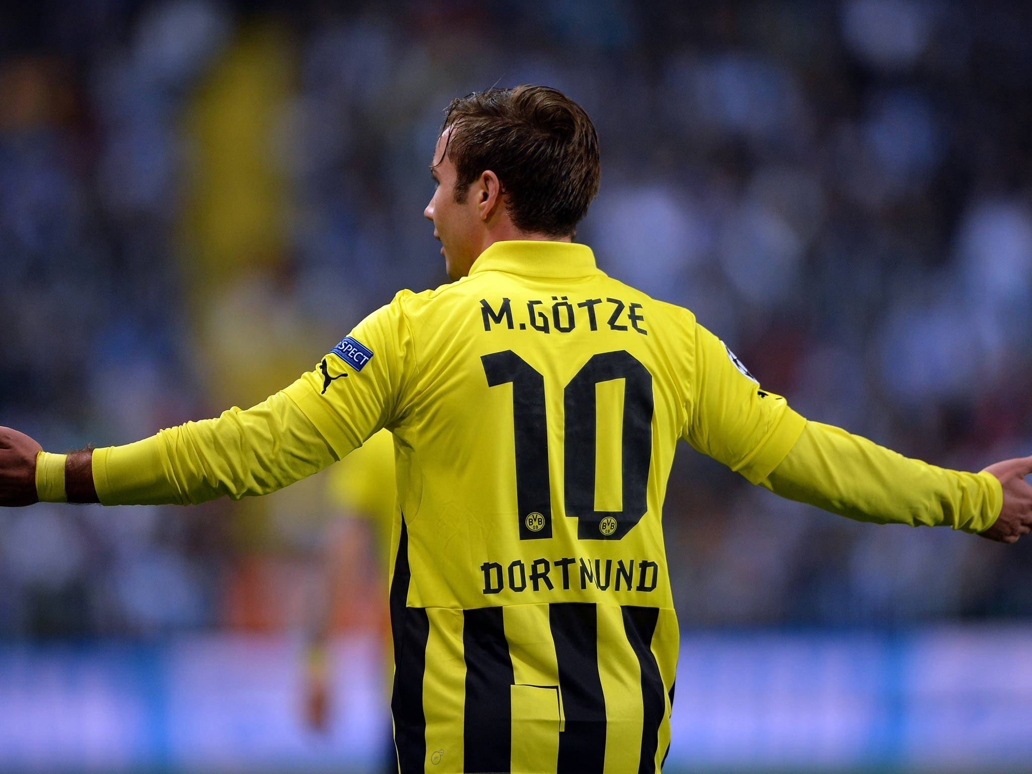 Under The Spotlight Mario Gotze SoccerReviews